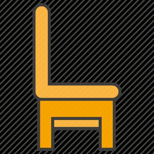 chair, davenport, divan, easychair, furniture, settee, sofa icon