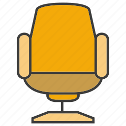 chair, davenport, divan, easychair, furniture, seat, sofa icon