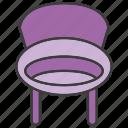 armchair, davenport, divan, easychair, furniture, settee, sofa icon
