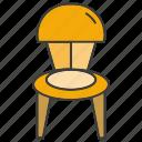 davenport, divan, easychair, furniture, seat, settee icon