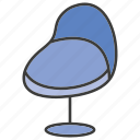 davenport, decor, divan, easychair, furniture, seat, settee icon