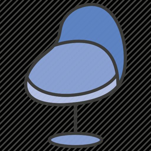 davenport, decor, divan, easychair, furniture, seat, settee icon