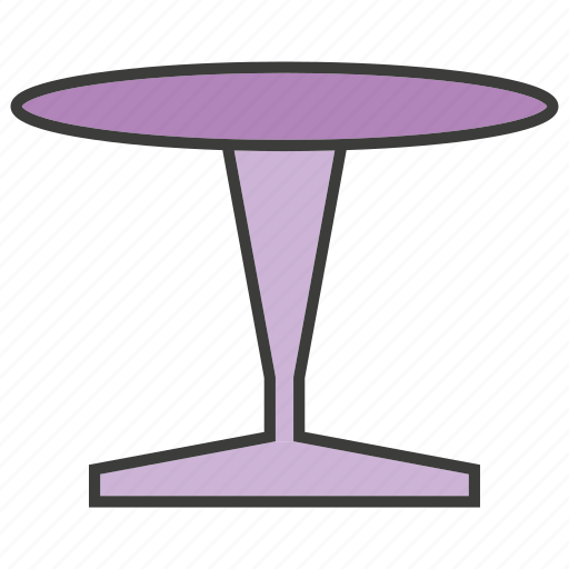 decor, desk, furniture, home decor, table icon