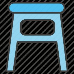 armchair, decor, furniture, home decor, seat, settee icon