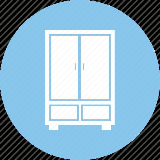 furniture, interior, wardrobes, wood icon