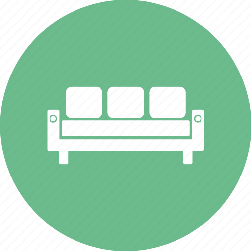 chair, comfy, seat, sofa icon