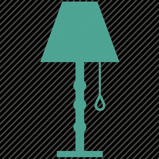 lamp, light, light bulb, lighting icon