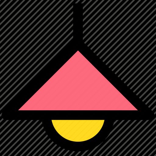 furniture, idea, lamp, light, lightbulb icon