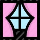 layout, window icon