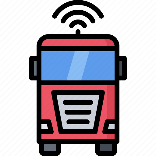 car, future, science, technology, truck, unmanned icon