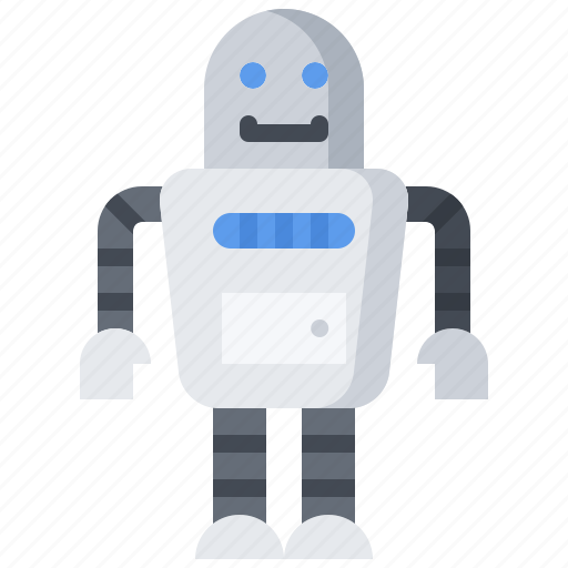 android, future, robot, science, technology icon