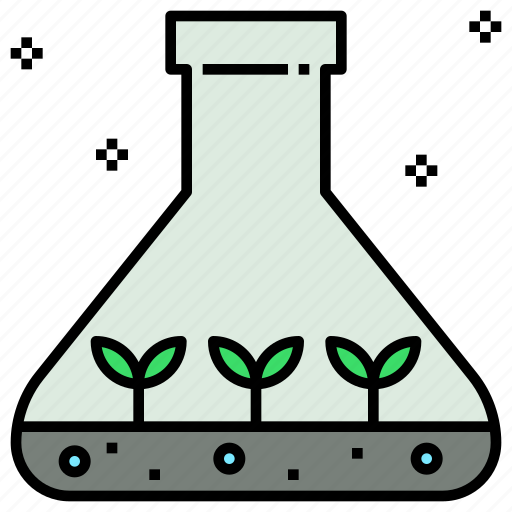agriculture, agro, chemical, farming, future, science icon