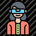 gadget, reality, simulation, technology, virtual