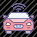 smart, autonomous, car, future, transport, wireless
