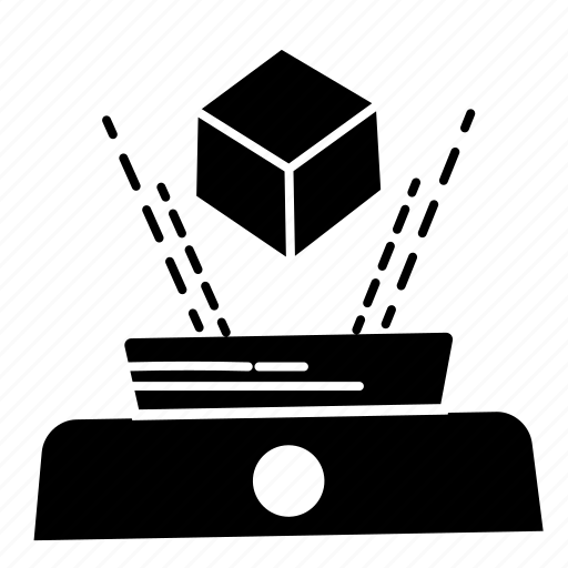 .svg, hologram, photographic, projection icon