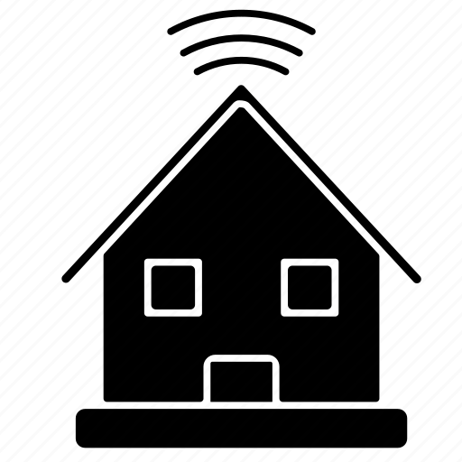 .svg, house, smart, technology icon