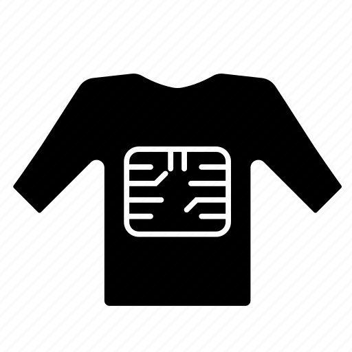 .svg, clothing, smart, wear icon