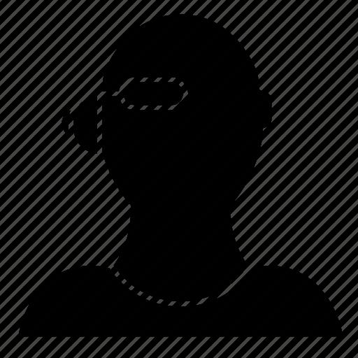 .svg, headphone, human, vr glasses icon