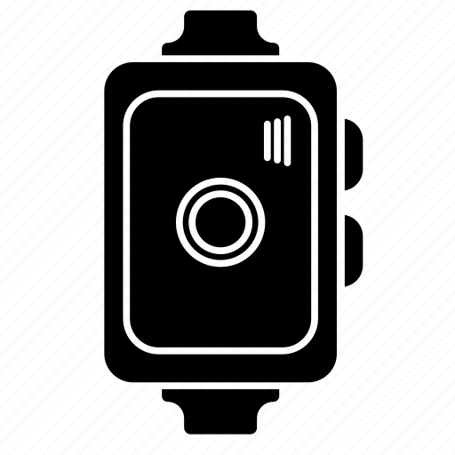 .svg, electronic, smart, watch icon