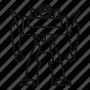 future, futuristic, game, gun, robot, toy, transformer