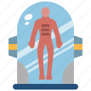 clone, cloning, future, human, medical, science, technology icon