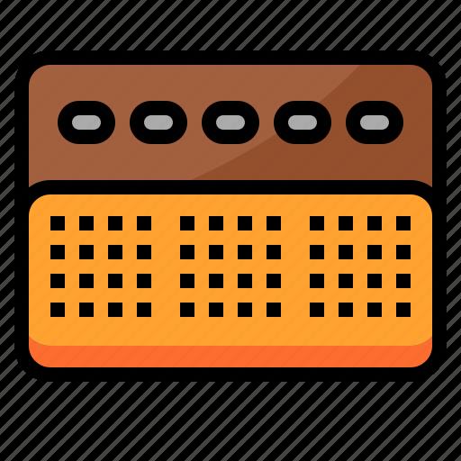 bluetooth, portable, speakers, wireless icon