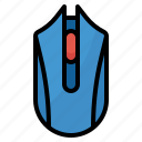 game, gamer, gaming, mouse icon