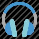 headphone, headset, sound, wireless