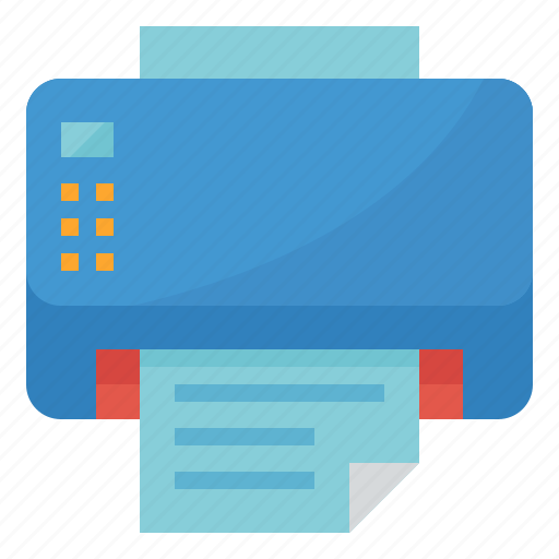 Electronics, print, printer, printing, technology icon - Download on Iconfinder