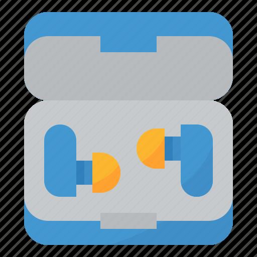 Bluetooth, earphones, sport, wireless icon - Download on Iconfinder