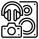 function, gadget, machine, particular, tool icon