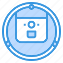cleaner, device, gadget, media, robot, technology, vaccuum icon