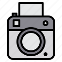 camera, device, gadget, media, technology icon