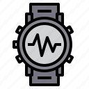 device, gadget, media, smartwatch, technology icon