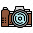 camera, digital, electronics, photo, photograph icon
