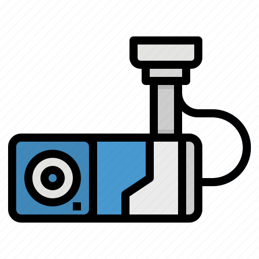 camera, cctv, security, surveillance, technology icon