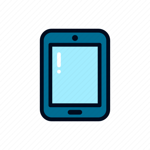 computer, device, gadget, mobile, phone, technology icon
