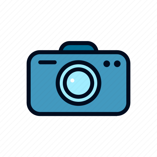 camera, computer, device, gadget, mobile, technology icon