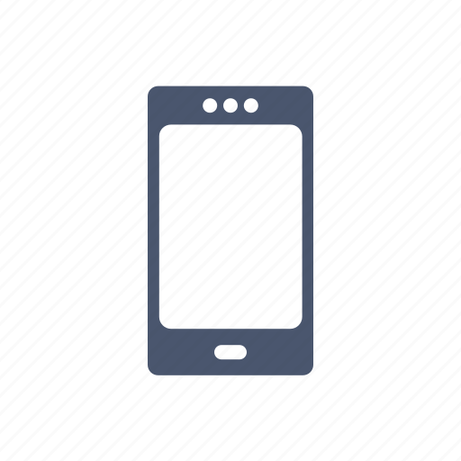 and, device, gadget, phone icon
