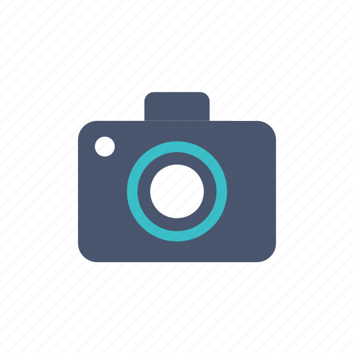and, camera, device, gadget icon