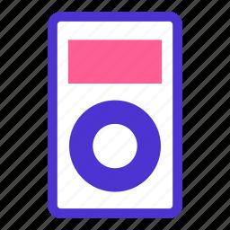 device, gadget, ipod, media, mp3, multimedia, player icon