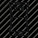 display, element, flexible, gadget, phone, screen, smart
