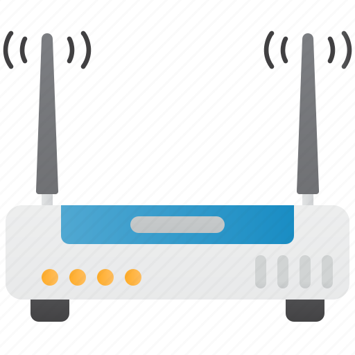 Connection, internet, router, wifi, wireless icon - Download on Iconfinder