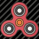 entertainment, fidget, gadget, spinner, toy