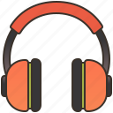 audio, headphones, headset, music, stereo