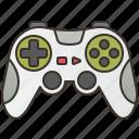 controller, entertainment, gaming, joystick, videogame icon
