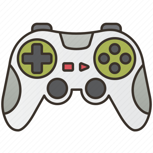 Controller, entertainment, gaming, joystick, videogame icon - Download on Iconfinder