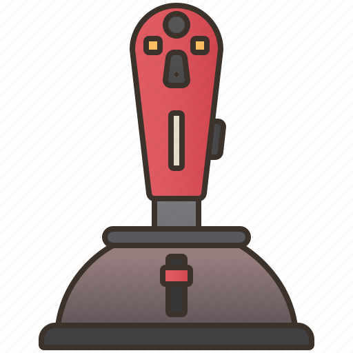 console, controller, gaming, joystick, shooting icon
