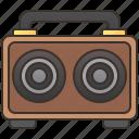 audio, music, sound, speaker, stereo