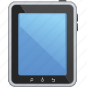 gadget, tablet, technology, touchscreen icon